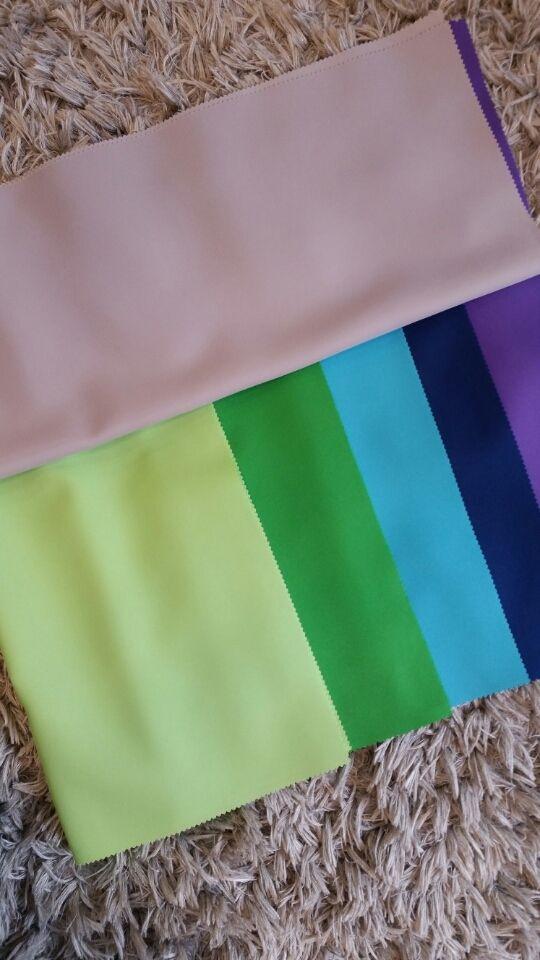 【パーソナルカラー診断】スプリングタイプの基本色とその配色