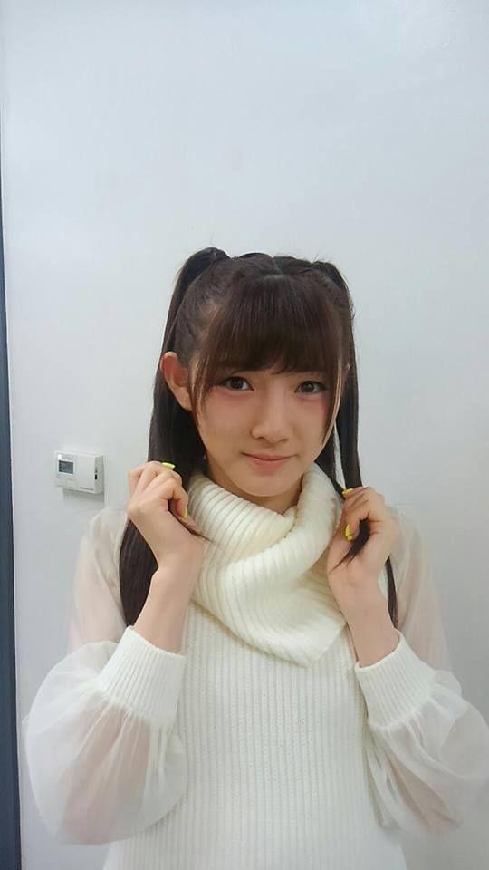 Okada Nana (岡田奈々). #Naachan (なぁちゃん)
