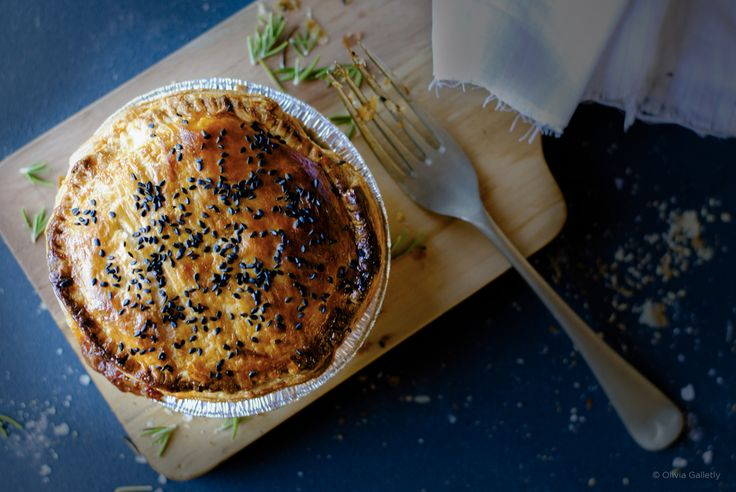 Beef & Bacon Pie — THE HUNGRY COOK