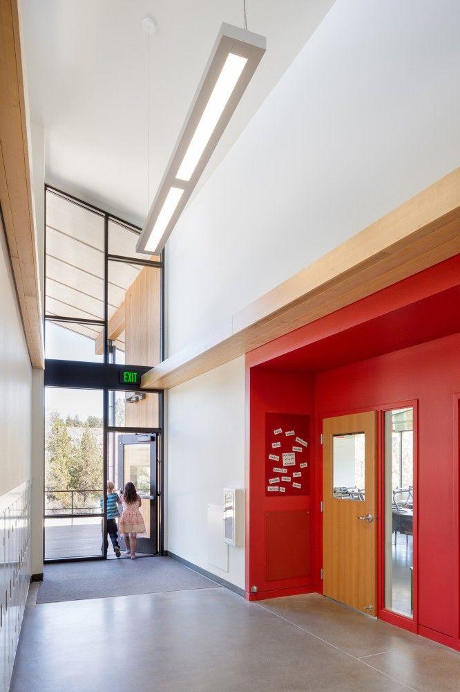Cascades Academy Of Central Oregon Campus Hennebery Eddy Architects