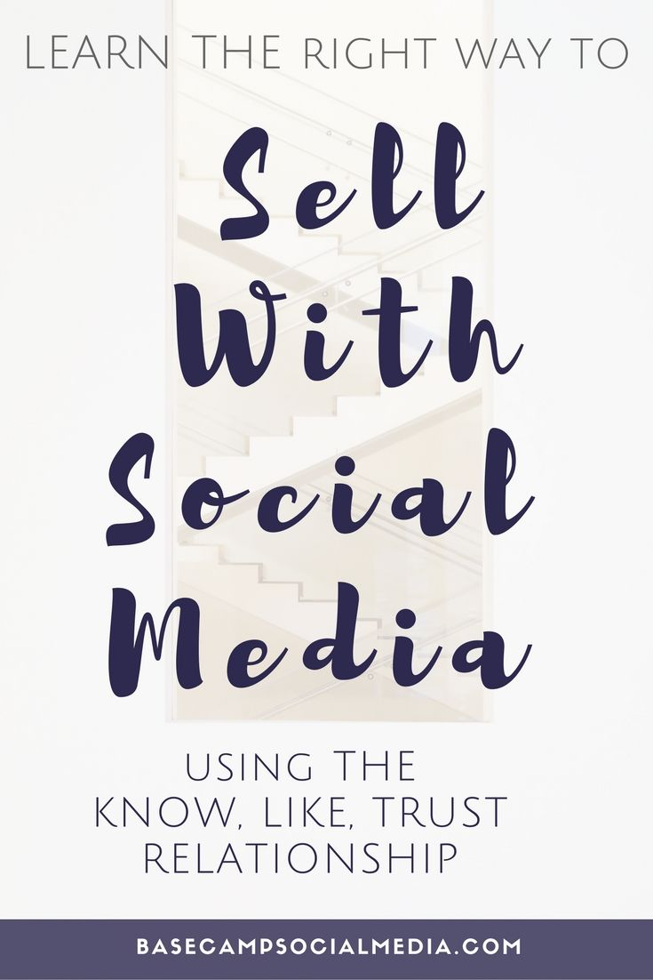 Are you a business owner wanting to use social media to sell your products? Then this blog post is a must read!