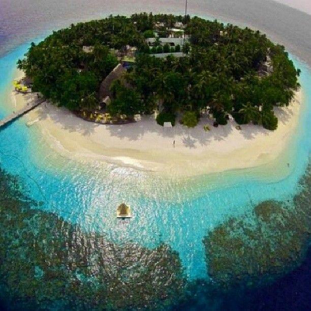 Angsana Velavaru, ou Ilha da Tartaruga, nas Maldivas, oferece toda a tranquilidade da natureza com o luxo de um Resort 5 estrelas.