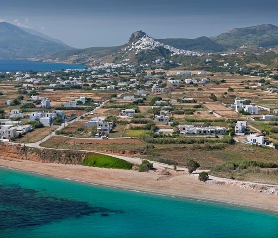 VISIT GREECE| Gyrismata is on the famous seaside resorts that spread along a major sandy beach, also suitable for water sports. #Skyros #islands #Sporades #Greece #greekphotos