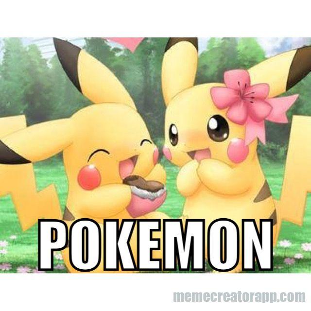 This weeks theme is Pokemon!!!
