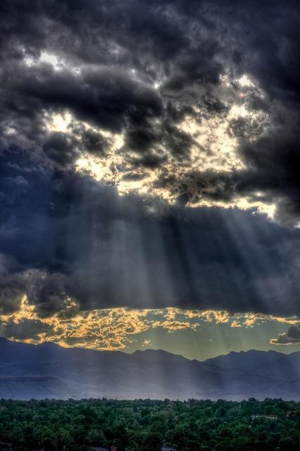 Denver Sky only in Colorado | Colorado | outdoors | clouds | Denver | beauty