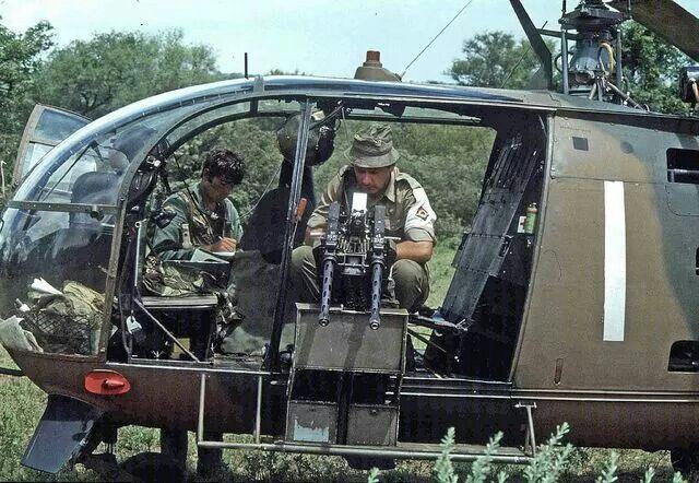 "Rhodesian ""Fire Force""."