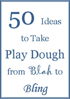 No Twiddle Twaddle: 50 Ideas to Take Play Dough From Blah to Bling