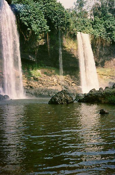 Cross Rivers Waterfalls, Nigeria