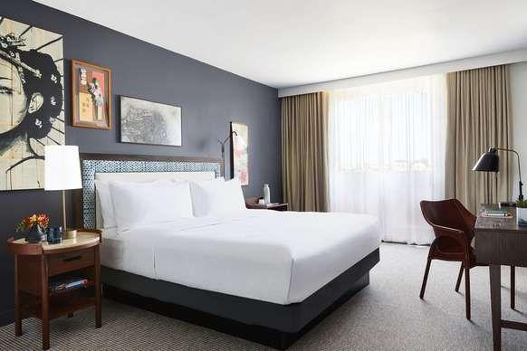 Hotel Kabuki A Joie De Vivre Boutique Hotel San Francisco Room