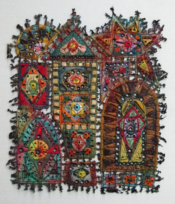 Art In Stitches: September 2010