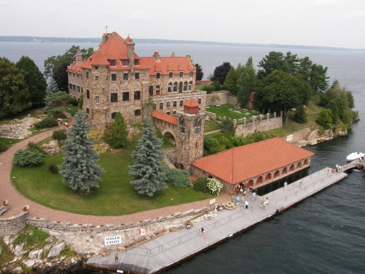 Thousand Islands Bolt Castle We Went There Yesterday Gorgeous Paces I Been Pinterest Castles Buckets And Lakes