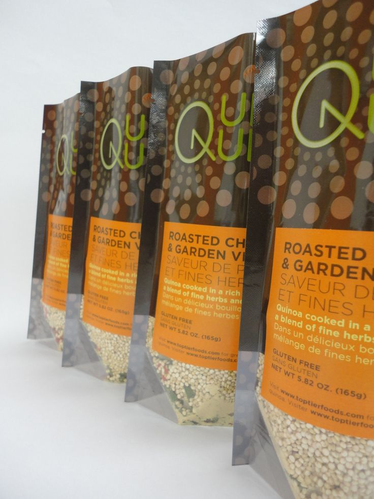 Package styling and graphics really help to define what our product is and link us to our consumer.  #quinoa #food #healthfood #glutenfree  www.quinoaquickies.com