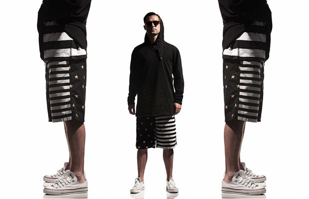 Black Scale Summer 2012 Collection Lookbook