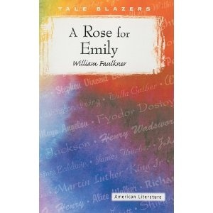 A Rose for Emily one of Faulkner's best kntalown short stories. In the SOUTHERN GOTHIC form  the story is not to be seen as a tale lifted from emily's life. The genius of Faulkner is true!