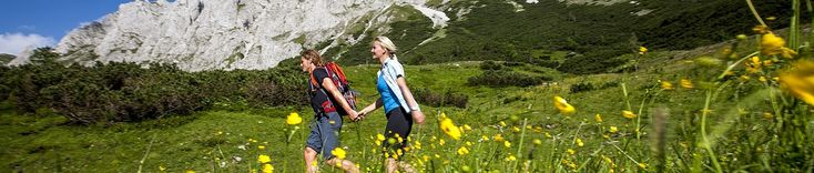 Walking and hiking in Austria