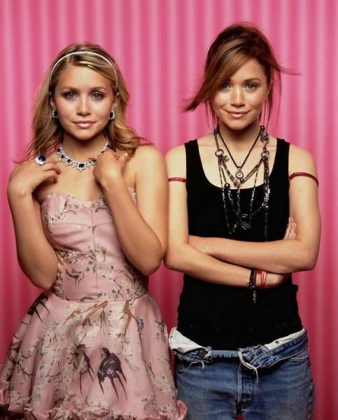 Olsen twins i grew up watching their movies! and i love every one of it!