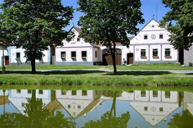 Holasovice, UNESCO World Heritage, Czechia