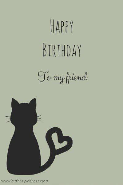 Happy Birthday to my friend.