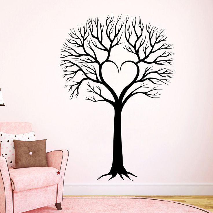 <li>Artist: Stickalz</li><li>Title: Love Family Tree Vinyl Sticker Wall Art</li><li>Product type: Vinyl wall art</li>