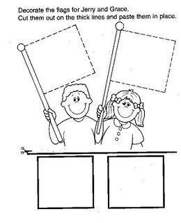 AKTIVITY S DĚTMI - Pracovní listy pro děti s vystřihováním a lepením