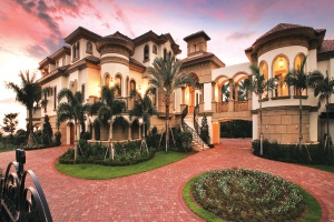 luxury home gym design | Luxury Home & Design - Gulfshore Life - April 2011 - Naples, FL