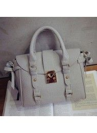 P814-GRAY Material :  PU leather Height:  20cm Length: 27cm Depth: 10cm Bag Mouth: Zipper   Long Strap: yes 1kg  ..
