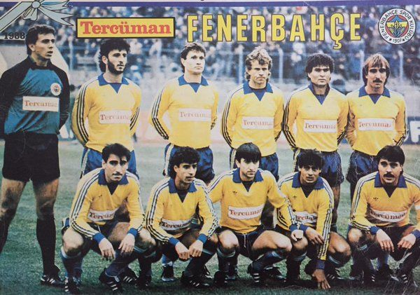 Fenerbahce 1987-88