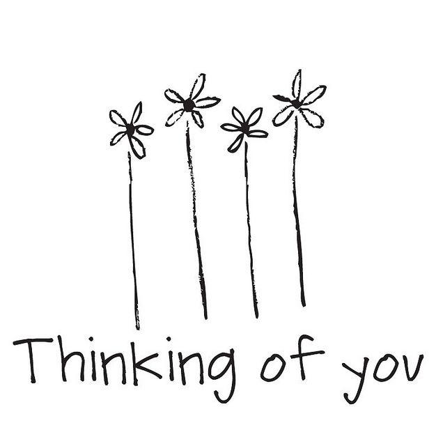 Free sentiment #printable #thinkingofyou
