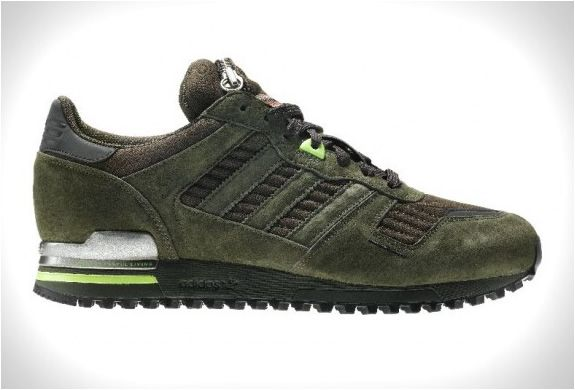Diesel x Adidas ZX 700 Pokak Sneakers - love they teamed up for this