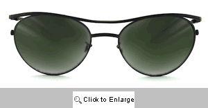 Stimson Vintage Metal Sunglasses - 243 Black