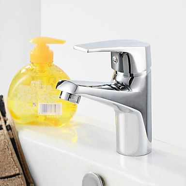 Brass Bathroom Faucet Basin Faucets Single Lever Basin Sink Tap Faucet Mixer  http://www.tapso.co.uk/brass-bathroom-faucet-basin-faucets-single-lever-basin-sink-tap-faucet-mixer-p-1890.html