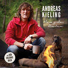 """Ein weiteres Hörbuch-Muss in meiner #AudibleApp: """"Meine großen Abenteuer"""" von Andreas Kieling, gesprochen von Andreas Kieling."""