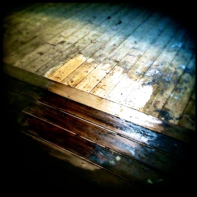 Mitchell Harris Cellar Door Floor
