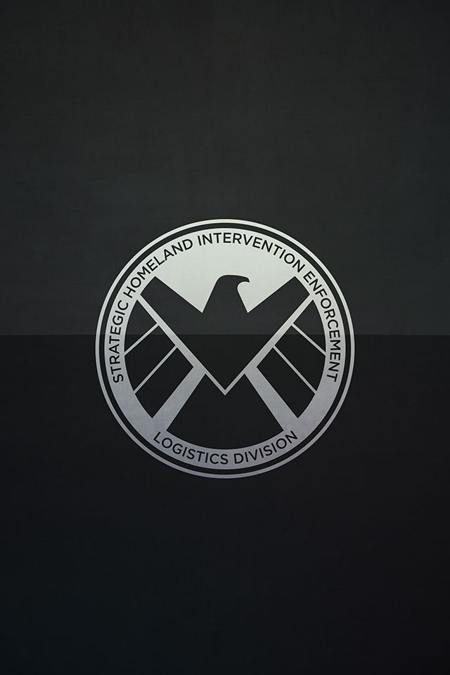SHIELD Android lock screen.