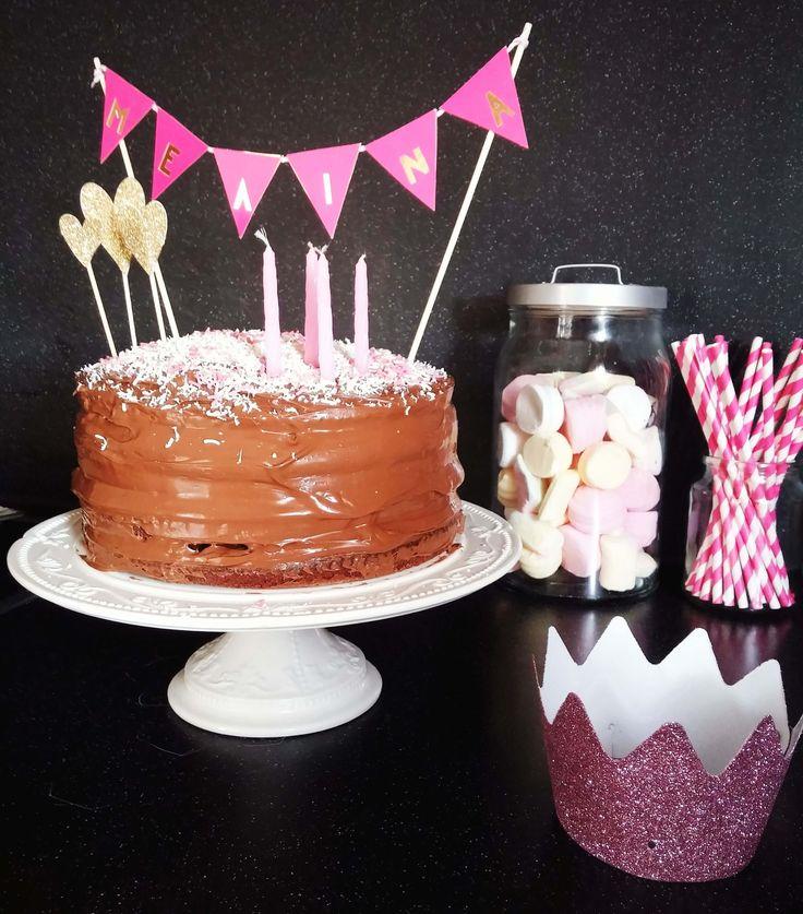 Birthday Cake! - Violetmimosa