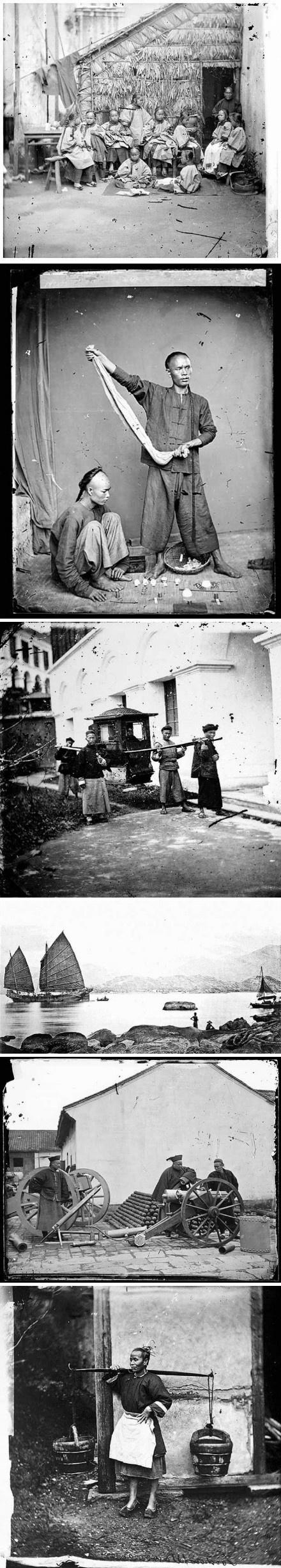 John Thomson<19世纪的中国影像>