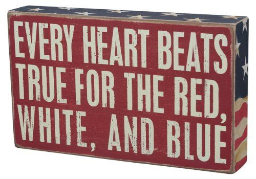 Every Heart Beats True for the Red White and Blue Patriot... https://smile.amazon.com/dp/B00CTM81NA/ref=cm_sw_r_pi_dp_x_RUs.ybWW1GZ45