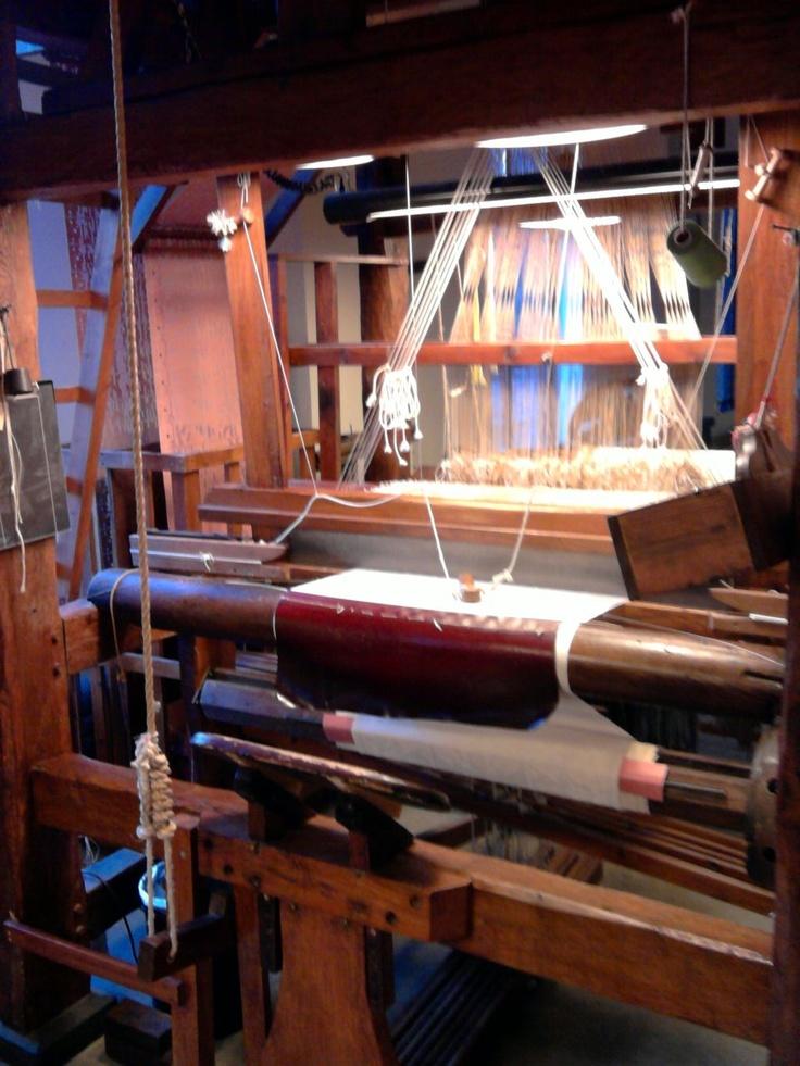 17 Damastweverij Textielmuseum Tilburg door Moi Aussi