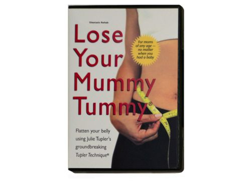 DVD: Diastasis Rehab Lose Your Mummy Tummy®
