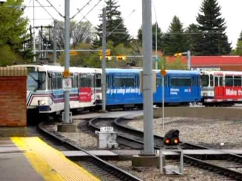 Calgary Transit Light Rail Transit (LRT) System