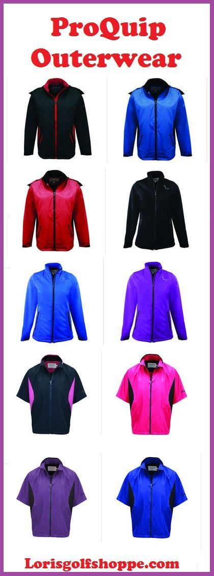 Ryder Cup 2014 is to be held in a few days from now. Feel the Ryder Cup fever as you wear these Proquip Ladies Golf Jackets! #golf #rydercup #outerwear #lorisgolfshoppe