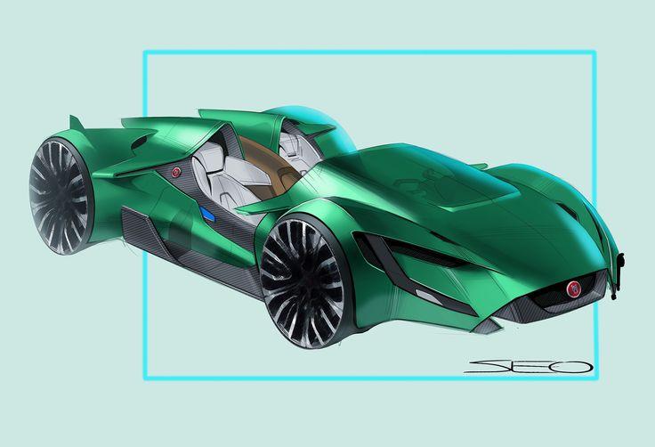 Jaguar concept 2017