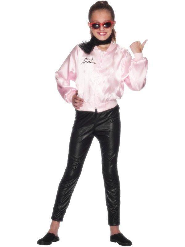 Pink Lady Grease Kinderjasje!