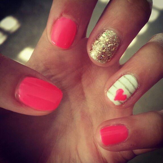 shellac nails httpcutenail designscom - Shellac Nail Design Ideas
