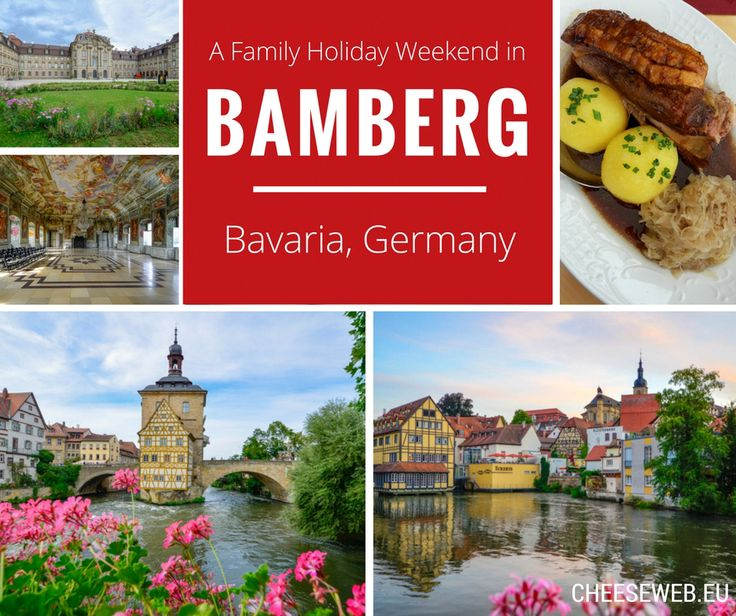 Adi takes us on a family-friendly weekend getaway in UNESCO-listed Bamberg, Germany.