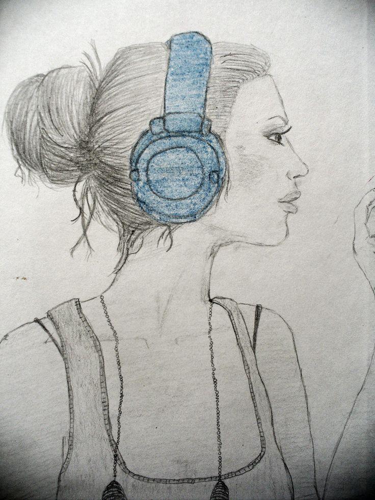 #listentomusic #pencil #drawing