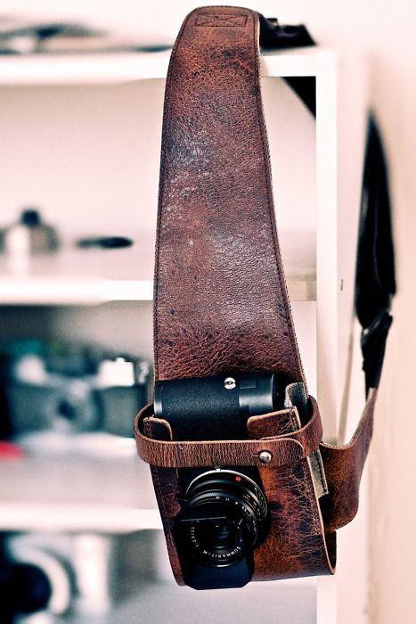 Wotan Leather Strap: