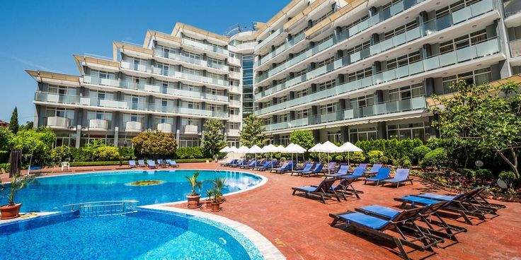 Hotel Perla 3* - All Inclusive - Sunny Beach 2017