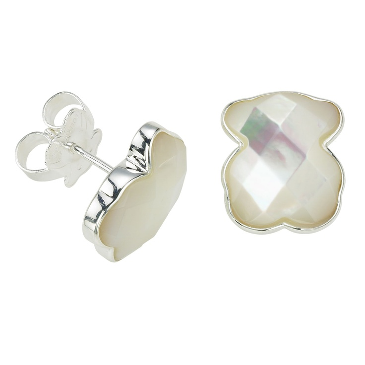 TOUS Nacars Earrings with mother-of-pearl