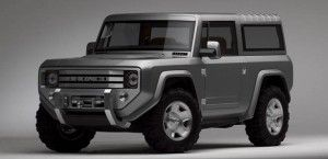 2015 Ford Bronco - Brian says I have to trade in my 4Runner when these come out :-(